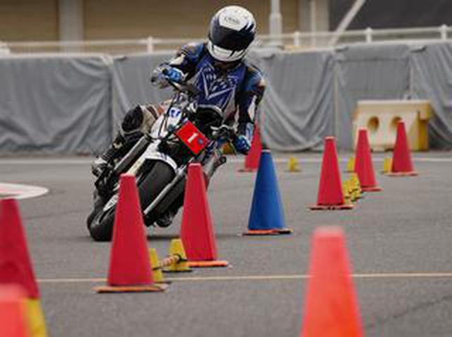 画像: 「MFJモトジムカーナグレートシリーズ」西日本大会、岡山国際サーキットで開催