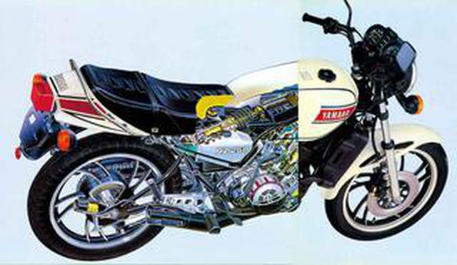 """画像: 【YAMAHA RZ250】Part 2「空前の大ヒットモデル""""RZ""""はどのように生まれたのか?」【心に残る日本のバイク遺産】-1980年-2サイクル250cc史 編"""