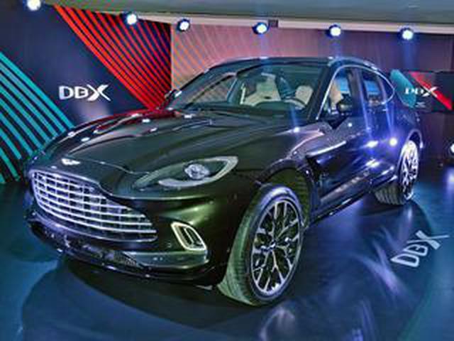 画像: 【ニューモデル写真蔵】アストンマーティン DBX「スポーツカーの遺伝子を受け継いだ新生SUV」