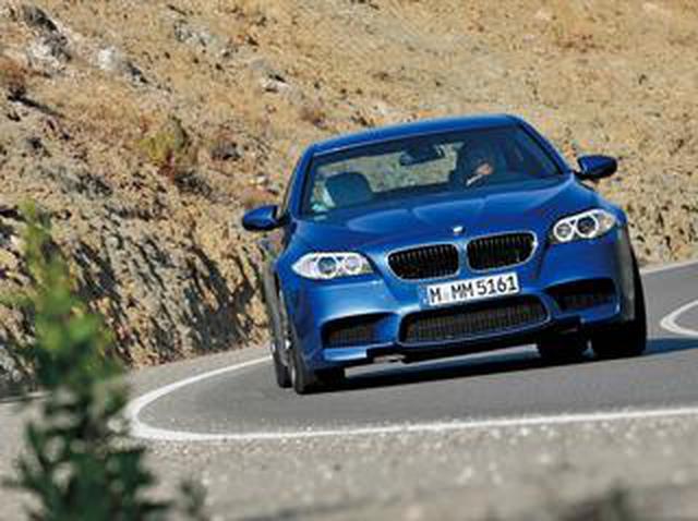 画像: 【BMW Mの系譜14】5代目M5(F10M)はダウンサイジングしながらも圧倒的な性能を実現していた