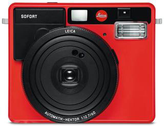 画像: ライカのインスタントカメラに新色が追加 ライカ ゾフォート レッド