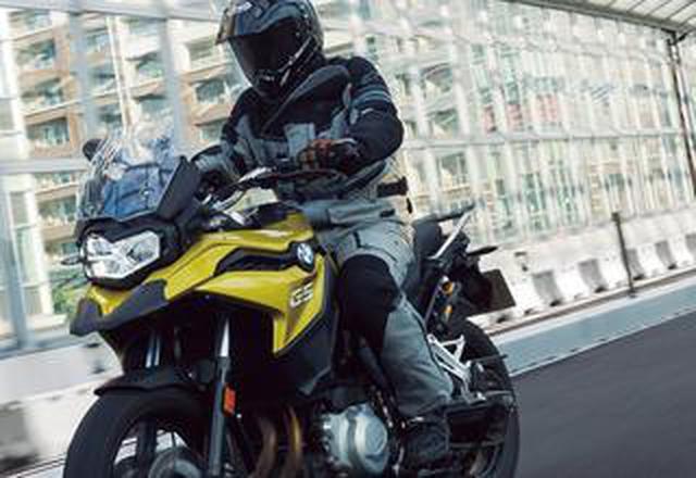 画像: 【BMW/F750GS】自由自在に楽しめる快適ロードアドベンチャー!<ADVインプレッション>