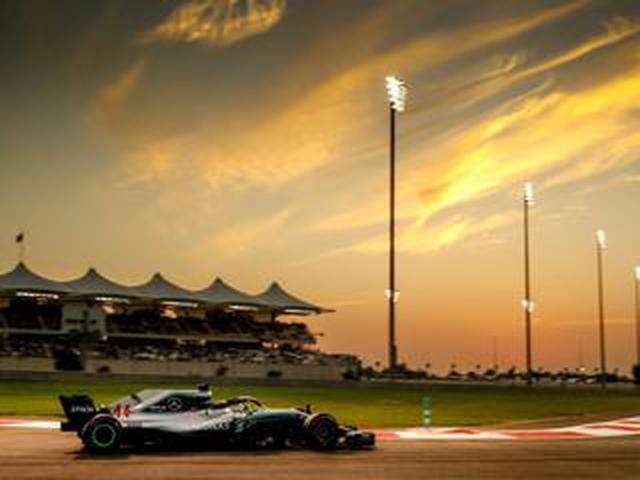 画像: F1第21戦アブダビGP開幕、果たして現時点でホンダとメルセデスはどちらが強いのか?【モータースポーツ】