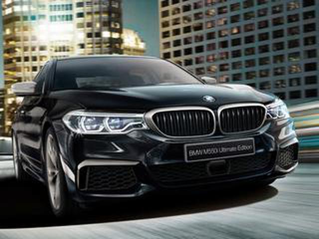 画像: BMWがM550i xDriveアルティメットエディション発売。新型5シリーズ初のMパフォーマンスモデル