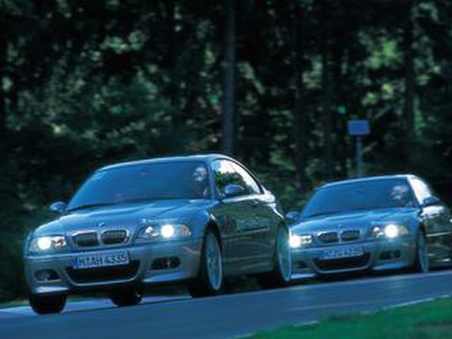 画像: 【ヒットの法則76】E46型BMW M3クーペの奥深さを、ニュルブルクリンクの走行で体感