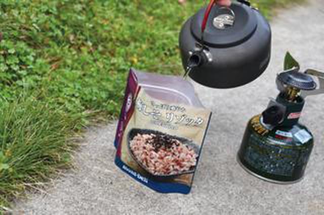 画像: キャンプで便利なインスタント食品はここまで進化した! モンベルの「リゾッタ」シリーズを実食レポート