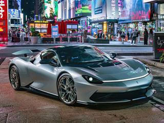 画像: 1900馬力/2300NmのハイパーEV、ピニンファリーナ「バッティスタ」を日本で販売開始