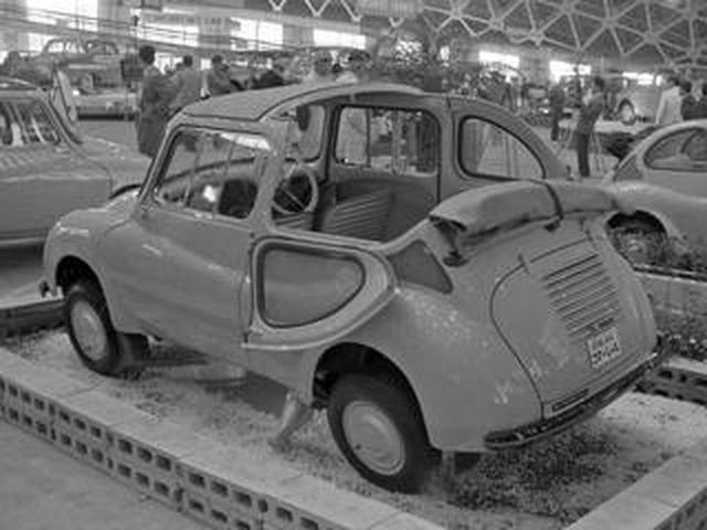 画像: 【昭和の名車 112】スバル360は、1960年モデルのマイナーチェンジでライバルに対抗する
