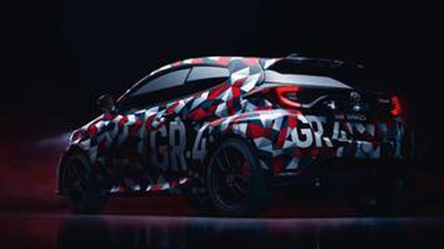 画像: 【動画】GRヤリスことヤリスGR-4の世界初公開はやはり東京オートサロン2020、ついにトヨタが正式発表