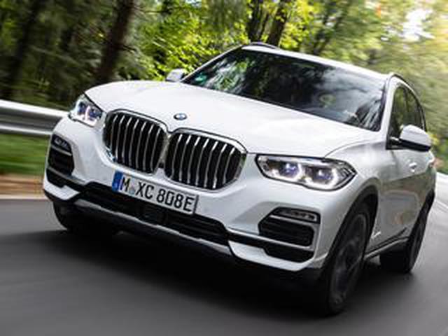 画像: BMW X5にV8ツインターボの高性能モデル「M50i」と、プラグインハイブリッド「xDrive45e」を追加
