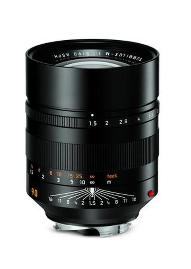 画像: ライカカメラ社は「ライカ ズミルックスM f1.5/90mm ASPH.」を発表。発売は12月21日予定。税別価格は150万円。