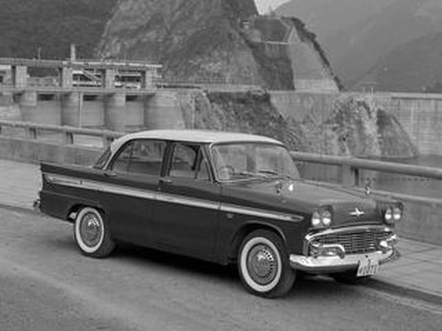 画像: 【昭和の名車 113】プリンス スカイラインは5ナンバー規格の改定で1900デラックスに進化した