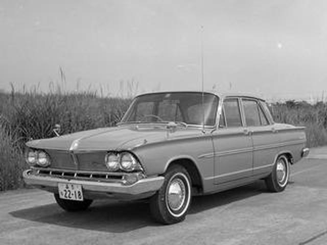 画像: 【昭和の名車 115】プリンス グロリア スーパー6は国産初のSOHCエンジンを搭載した