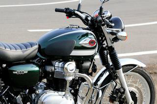 画像: カワサキ W800は「バイクは一台派」にとって最強か? お散歩インプレッション