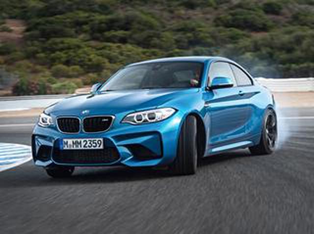 画像: 【BMW Mの系譜16】M2クーペはMモデルの本来のあり方をアピールする重要な存在だ