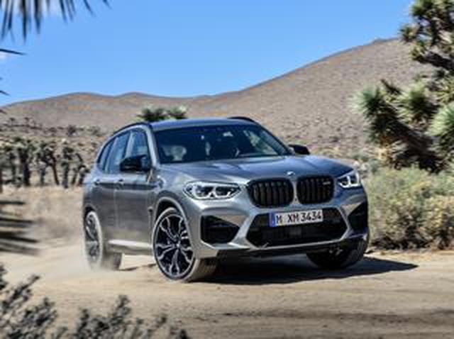 画像: 【BMW Mの系譜18】X3 M(G01型)/X4 M(G02型)は完全新開発の直6ツインターボを搭載!