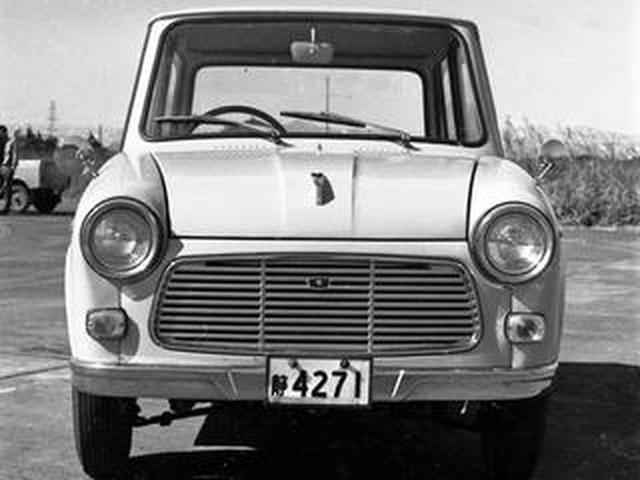 画像: 【昭和の名車 117】スズライトフロンテは、商用車スズライトの乗用車版として誕生した