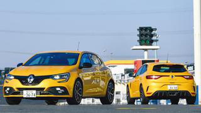 画像: 【試乗】ルノー メガーヌ R.S. トロフィーは刺激的な走りを求める大人のスポーツカー
