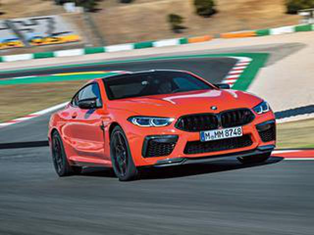 画像: 【BMW Mの系譜19】M8は「Mの世界」をゴージャスな方向へ大きく広げることになりそうだ