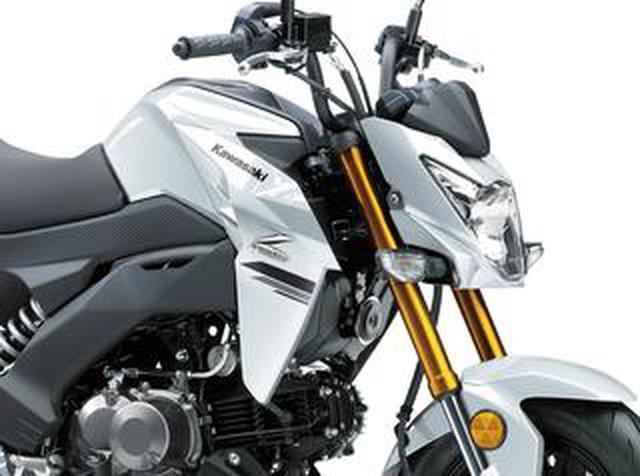 画像: 【カワサキニューモデル】Z125 PRO「原付二種免許」で乗れるカワサキのファンバイクに2020年カラーがラインアップ!