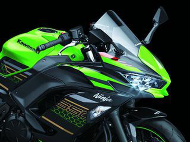 画像: 【カワサキニューモデル】Ninja650/KRT EDITION「新LEDヘッドライト「や「スマホと連携できる液晶ディスプレイ」を搭載した2020年モデルが発売!