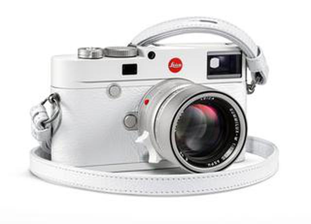 """画像: ライカM10-Pの特別限定モデルを2機種発売 ライカM10–P """"White""""、ライカM10-P """"Ghost"""" Edition for HODINKEE"""