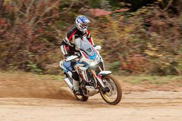 画像: 【動画あり】Honda CRF1100L AFRICA TWIN「第二章は深化論。」 (松井勉)♯Web Mr.Bikeインプレッション
