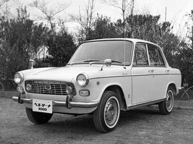 画像: 【昭和の名車 121】ダイハツはコンパーノ ベルリーナで乗用車市場への本格参入を目指した