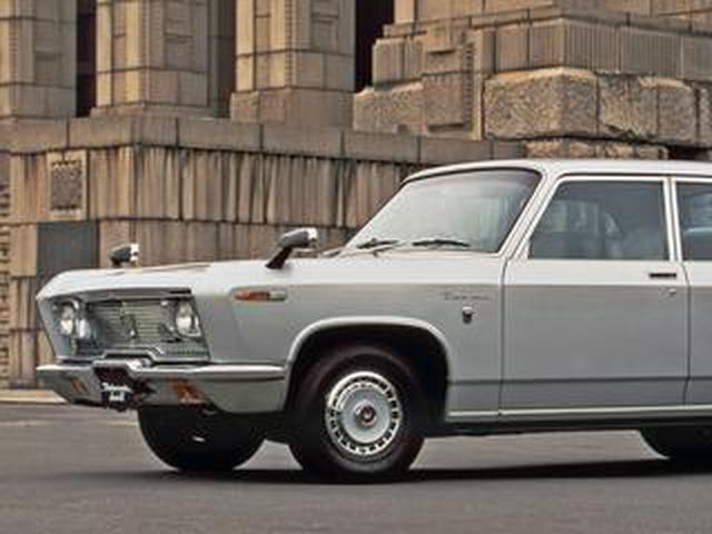 画像: 【昭和の名車 122】三菱 デボネアは、22年に渡って製造されるロングセラーカーとなった