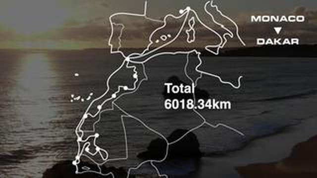 画像: BTM通信 vol.24 アフリカレース - モーリタニアの難関に挑む - 公式ルート動画公開