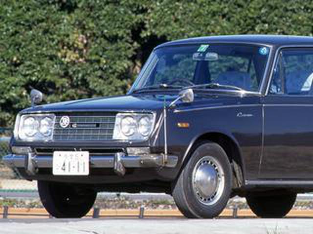 画像: 【昭和の名車 124】3代目コロナは、高速耐久性能をアピールしてトップセラーとなる