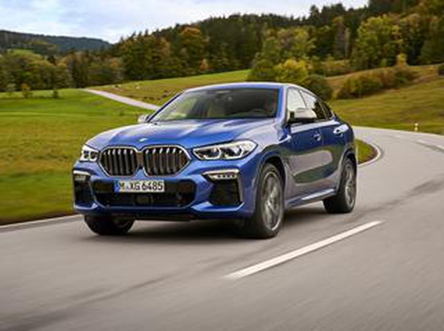 画像: 新型BMW X6が最新のデザインコンセプトを採用して、日本へ上陸を開始