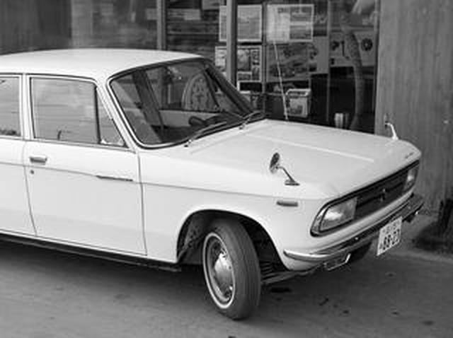 画像: 【昭和の名車 129】いすゞ フローリアンは117クーペのセダン版として誕生した