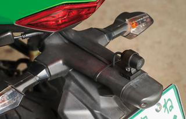 画像: 前後録画+モニター付きの「バイク用ドラレコ」がエンデュランスから登場。実際に使用してみた!