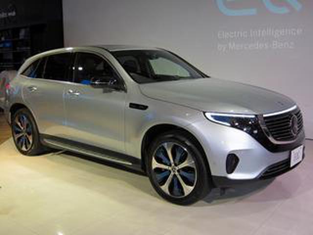 画像: 【2019 新車プレイバック6】メルセデス・ベンツ EQCはEVらしい先進デザインも見どころ