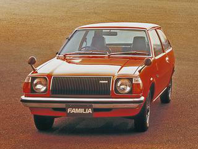 画像: 【昭和の名車 135】マツダ ファミリアAPは、従来の大衆車のイメージを払拭すべく登場した