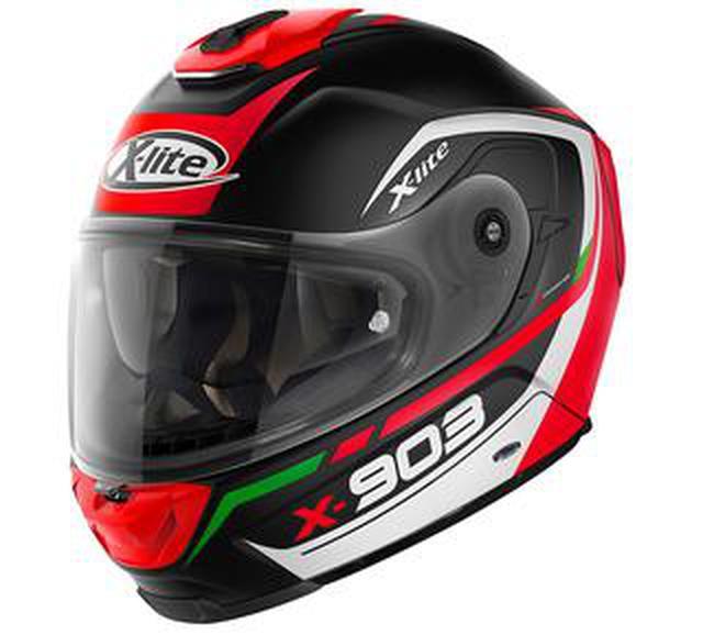 画像: Nolan〈X-lite〉の新たなフルフェイスヘルメット「X-903」が1月下旬に発売!