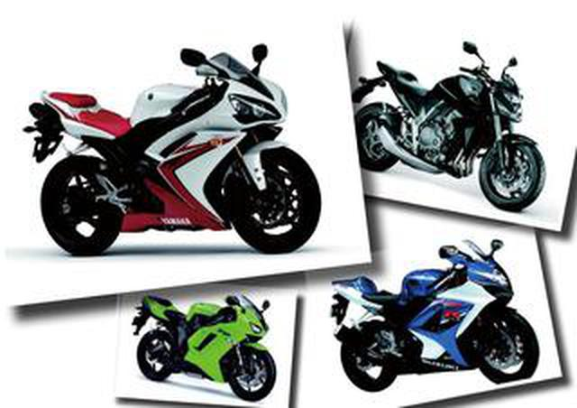 画像: 市販車スーパースポーツ「YZF-R1」や「GSX-R1000」がついに180馬力に到達!【日本バイク100年史 Vol.096】(2007年)<Webアルバム>