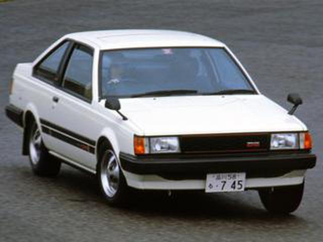 画像: 【昭和の名車 142】3代目 トヨタ カリーナはツインカムターボを搭載して圧倒的な性能向上を実現