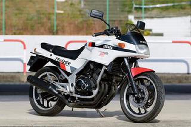 画像: ヤマハ「FZ250 PHAZER」/250cc・4気筒バイクを振り返る!【絶版名車解説】