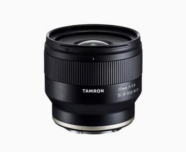 画像: タムロンの寄れる20mmが、発売発表! 1月30日(木)発売。価格は4万6000円(税別)