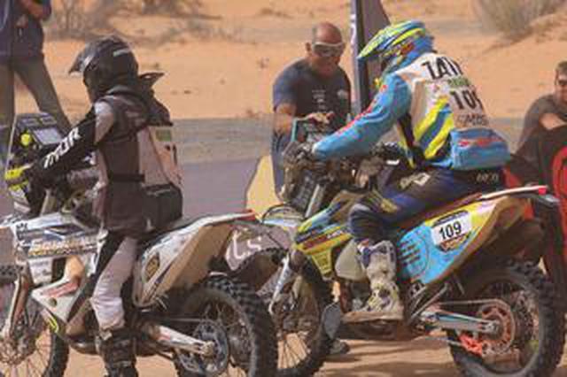 画像: 「終盤の激走、このラリーはとても過酷だ」Real Race to DAKAR vol.11