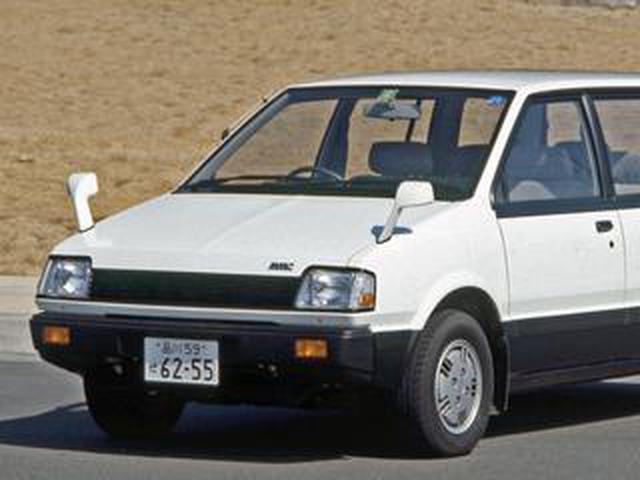 画像: 【昭和の名車 152】三菱 シャリオは、日本製ミニバンのルーツ的存在だった