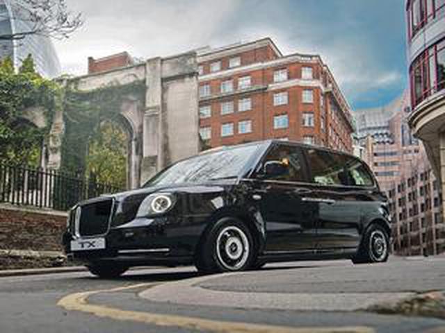 画像: LEVC ジャパンが新型ロンドンタクシー「TX」の予約受注を開始