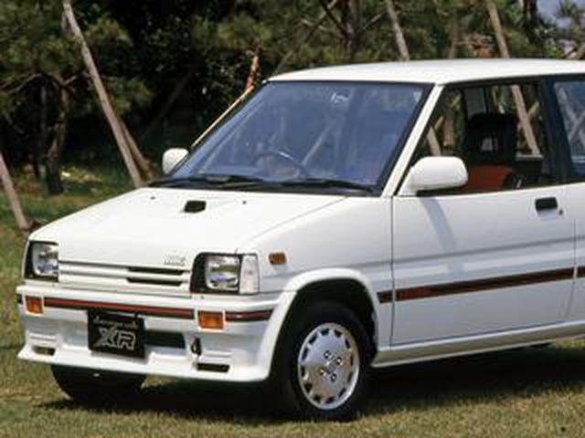 画像: 【昭和の名車 157】三菱 ミニカエコノはターボを装着して人気も性能も高めた