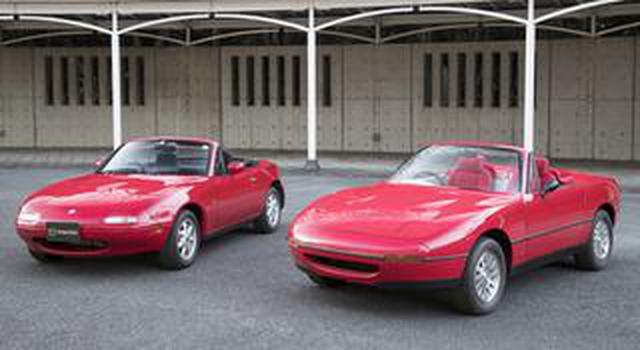 画像: 【ロードスター秘話1】初代モデル開発時、試作車をロサンゼルスの路上に放置して反響を見た!!