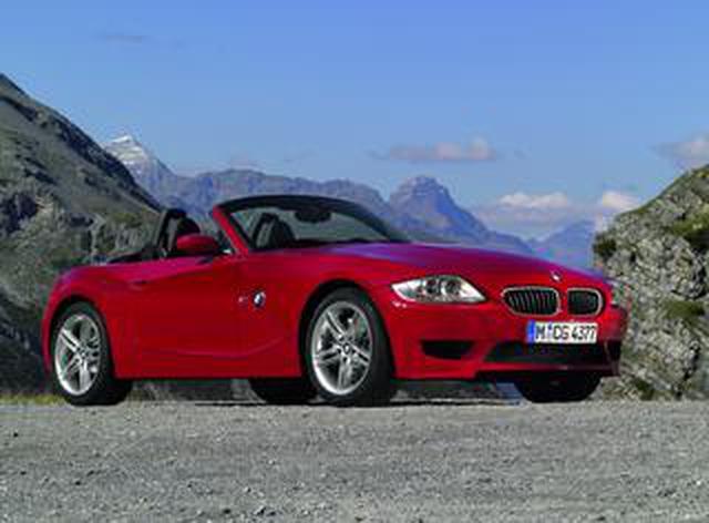 画像: 【ヒットの法則127】BMW Z4 Mロードスターは満を持して登場した本格派スポーツカーだった