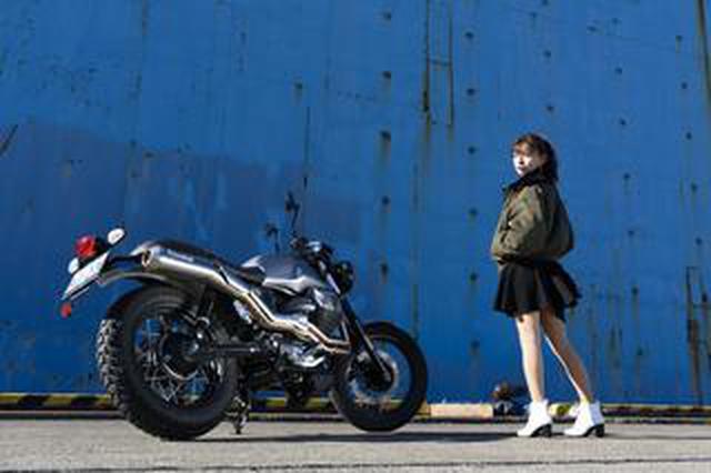 画像: MOTO GUZZI「V7 IIIROUGH」を詳解!『ゴーグル2020/2月号』