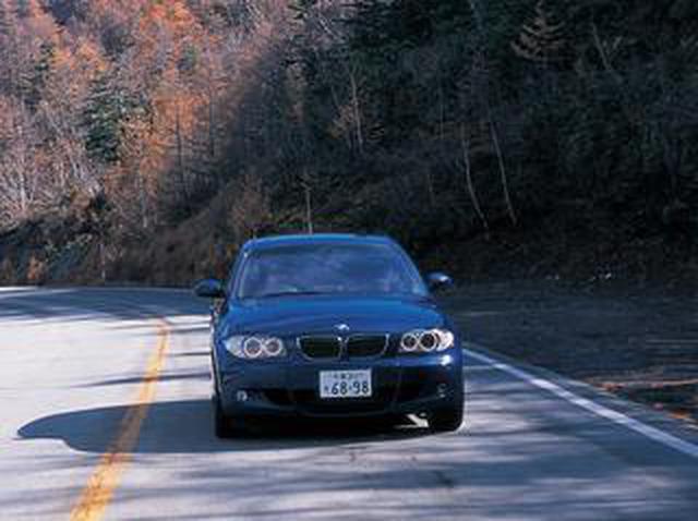 画像: 【ヒットの法則129】初代BMW1シリーズに設定された130iはラインアップの価値をさらに高めた