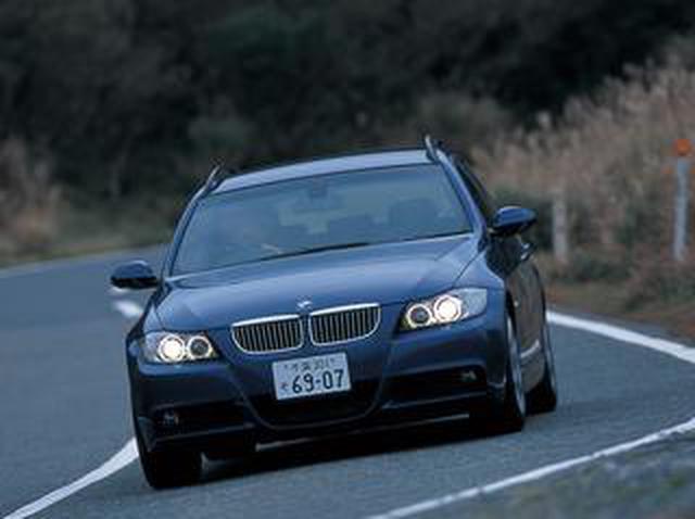 画像: 【ヒットの法則131】BMW3シリーズ(E90)の4モデルを乗り比べてわかった魅力の本質